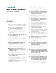 Chapter 88 Hair Growth Disorders - McGraw-Hill Medical ...