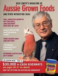 20000 Cash Giveaway Prize 2 – $10000 Cash ... - Dick Smith Foods