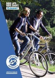Giant Lifestyle folder - BCE Bikes