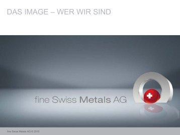 Folie 1 - fine-swiss.ch