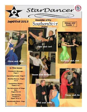 September/October 2013 Newsletter - SouthernStar Home