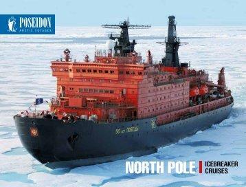 North Pole Icebreaker - CruiseNorway