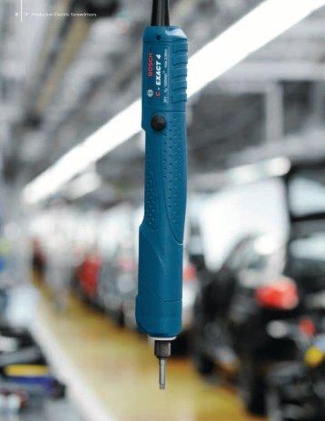 7 Production Electric Screwdrivers 6 - Elektrischeschroevendraaiers.nl