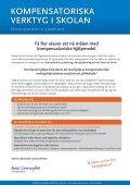 b verktyg i skolan n kompensatoriska ka - Conductive - Page 2
