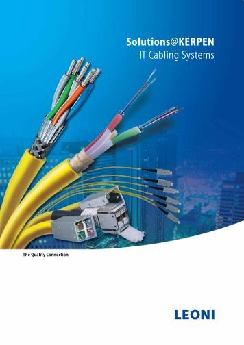 Solutions@KERPEN IT Cabling Systems - Home