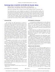 Exchange bias in bulk Mn rich Ni–Mn–Sn Heusler alloys