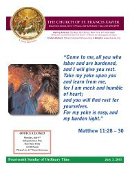 """""""Come to me, all you who labor and are burdened, and I will give ..."""