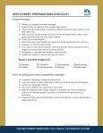 Deployment Checklist - USAA - Page 3