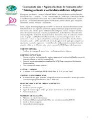 Estrategias Frente a los Fundamentalismos Religiosos (PDF)