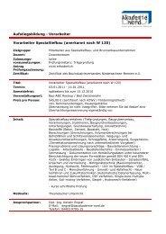 Vorarbeiter Spezialtiefbau (anerkannt nach W 120) - BAU-Akademie ...