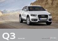 Audi Q3 - Auto Jarov