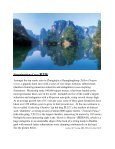 Zhangjiajie National Forest Park - Andrew Leung International ... - Page 6