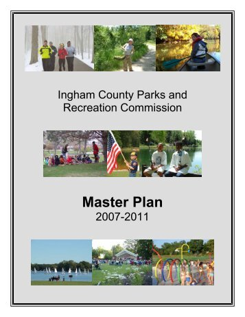Master Plan - Ingham County Parks
