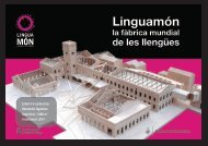 Linguamón - Generalitat de Catalunya