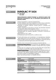 DUROLAC FF 5434 - mpm