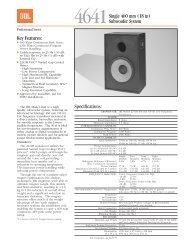 4641 Spec Sheet