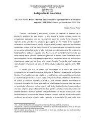 A degradação do ensino - Revista Brasileira de História & Ciências ...