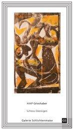 Leporello im pdf-Format (1078 Kb) - bei der Galerie Schlichtenmaier