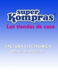 Manual del proveedor - GS1 México