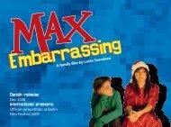 Danish release: Dec 2008 International premiere ... - Delphis Films
