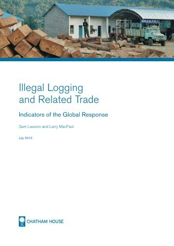 Illegal Logging and Related Trade - Illegal Logging Portal