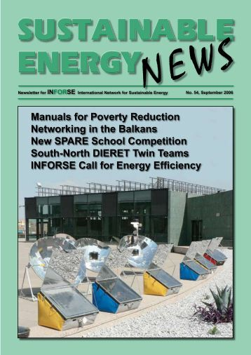 Manuals for Poverty Reduction Networking in the Balkans New ...