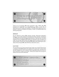 comp for pdf - Precision Power