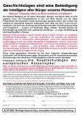 Flugblatt AFD Siebzig Jahre Lug und Trug - Page 2