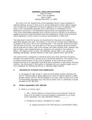Court of Appeals Leave Applications (PDF) - Monroe County