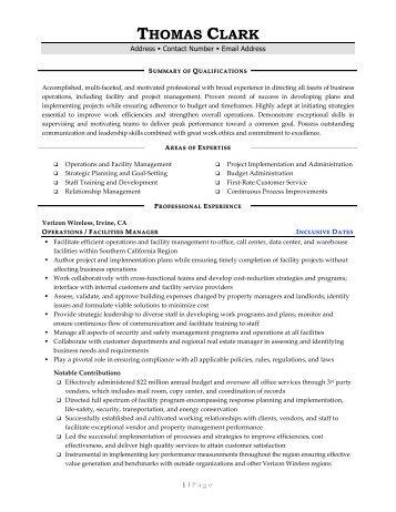 Property Manager Resume. Lauretta Rosado Resume: Estate Manager ...
