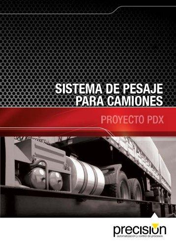 Brochure Proyecto PDX Ver PDF - Precisión Perú