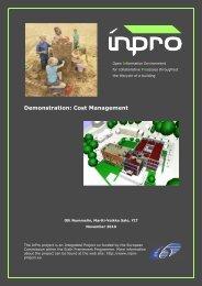Demonstration: Cost Management - InPro
