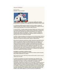 Cap sur la NCCQ 1 - Normes d'information financière et de ...