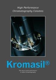 High Performance Chromatography Columns - Winlab.com.au