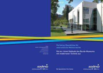 Burda-Museum_Druck.indd - GA-tec Gebäude- und Anlagentechnik ...