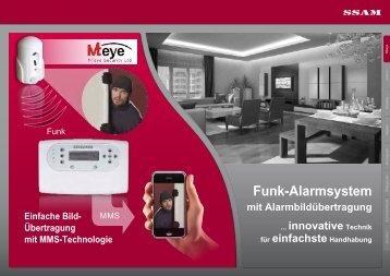 Funk-Alarmsystem
