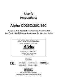 Alpha CDC User Instructions (April 2009).pdf - BHL.co.uk