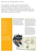 Autodesk Inventor Simulation Suite 2011 Brochure - Cadac Group - Page 2