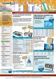 VWR Collection maatbekers van polypropyleen voor eenmalig ...
