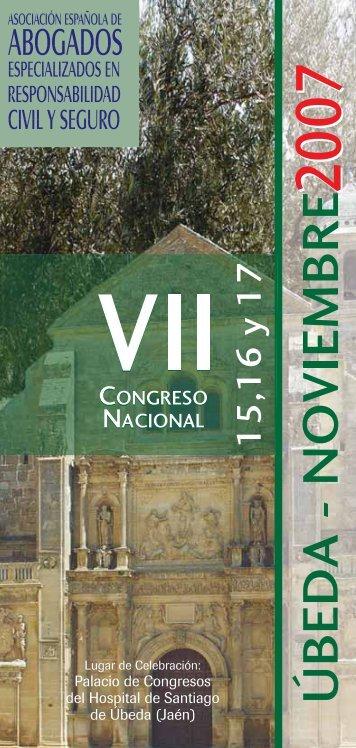 CONGRESO - Asociación Española de Abogados Especializados en