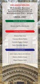 CONGRESO - Asociación Española de Abogados Especializados en - Page 2