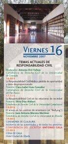 CONGRESO - Asociación Española de Abogados Especializados en - Page 6