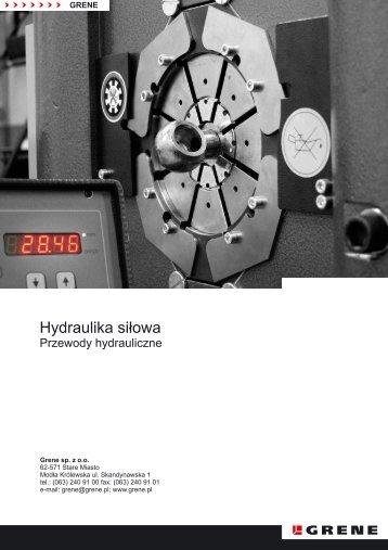Przewody hydrauliczne - Grene