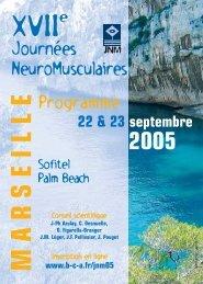 Programme Neuromusculaire - Institut de Myologie
