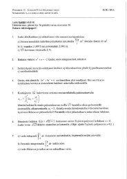 pyramidi 12 - lukion pitkä matematiikka koe / epa numeerisia ... - Lahti