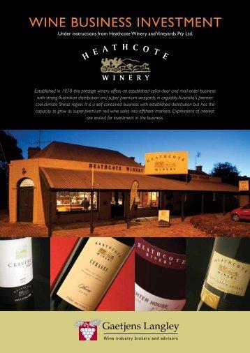 Gaetjens-Heathcote-Winery-brochure