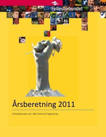 Årsberetning 2011 - Fellesforbundet