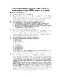 Peraturan Bank Indonesia Nomor 13/23/PBI/2011 tanggal 2 ...