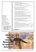 AMAOS LOS UNOS A LOS OTROS - Hermanos Maristas - Page 4
