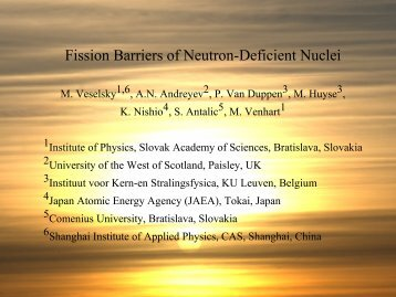 Fission Barriers of Neutron-Deficient Nuclei